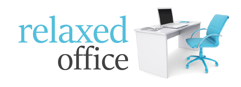relaxed office Logo V.1.0 800